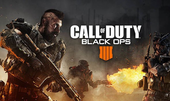 Call of Duty; Black Ops 4