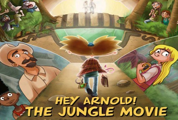 Hey Arnold, the Jungle Movie