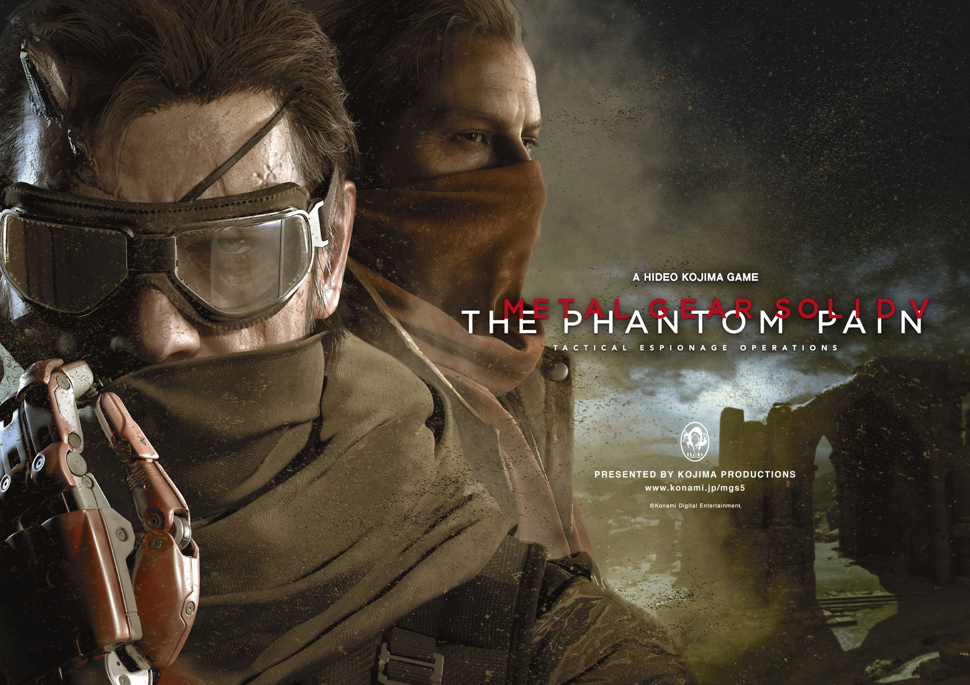 Metal Gear Solid V:Phantom Pain
