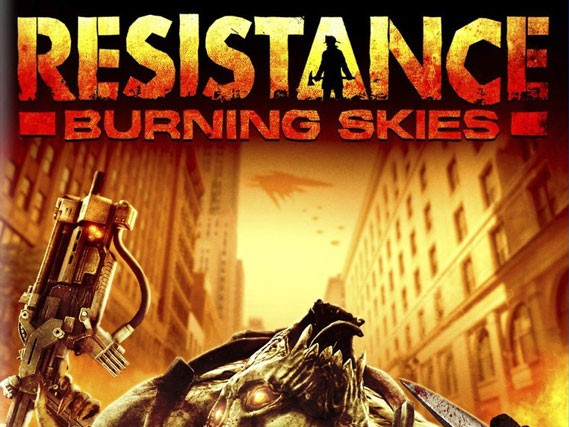 Resistance:Burning Skies