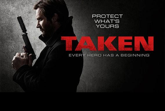 Taken - TV series