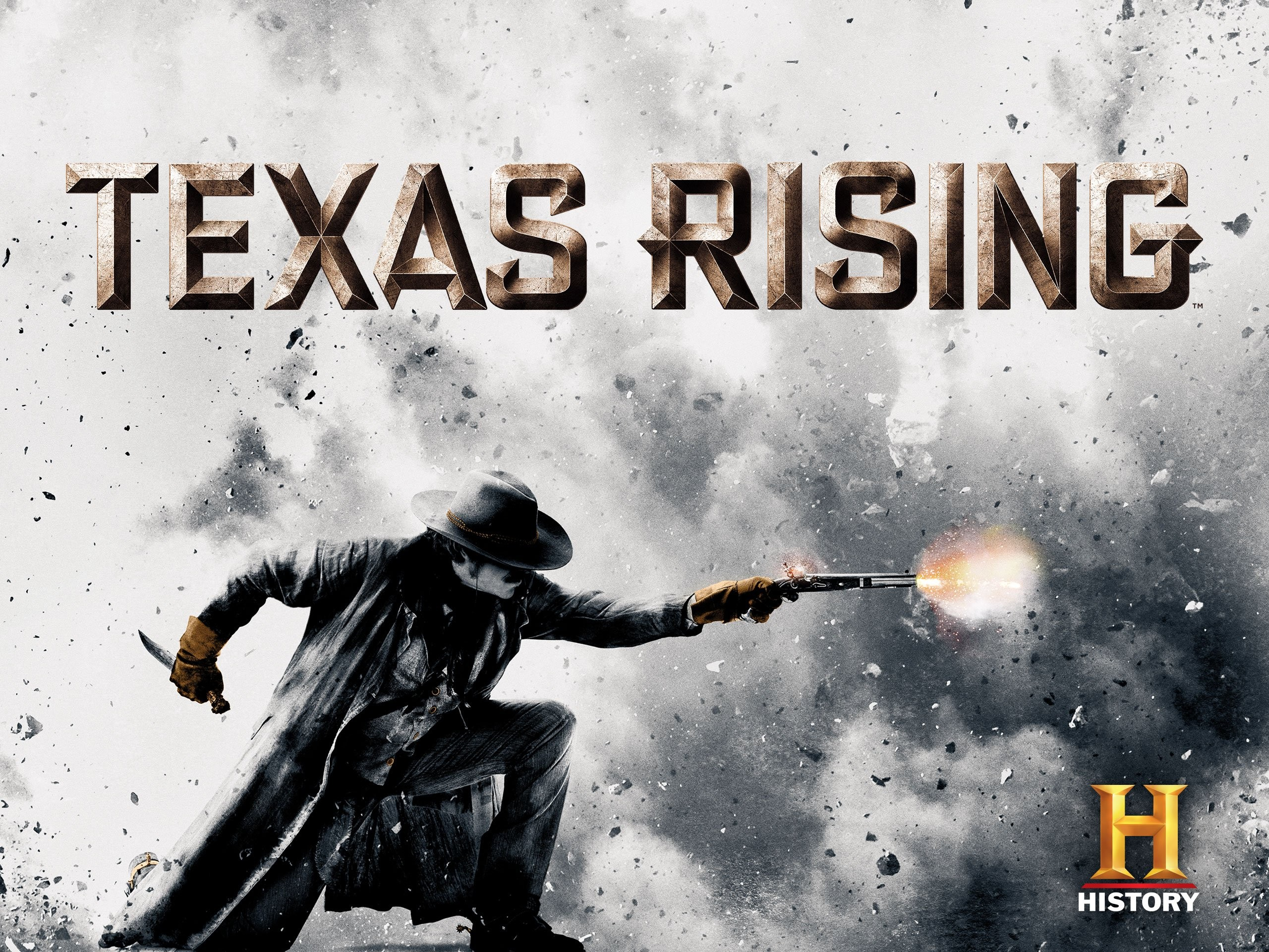 Texas Rising - History Channel Mini-series