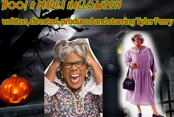 Boo, a Madea Halloween