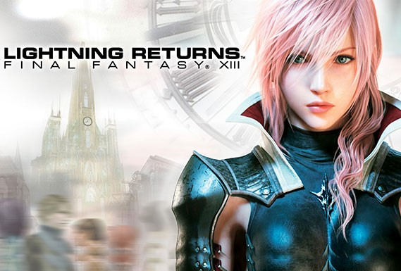 Final Fantasy-XIII  Lightning Returns