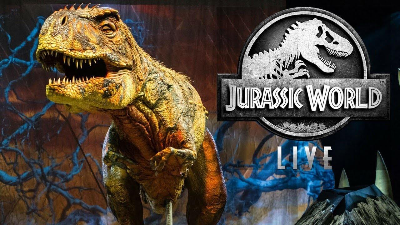 Jurassic Park LIVE