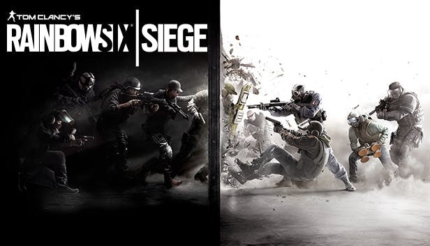 Rainbow Six - Ubisoft